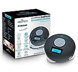 Bluetooth Lautsprecher mit LCD Bildschirm, NFC, FM Radio und...