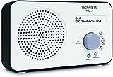 TechniSat VIOLA 2 Digital-Radio (klein, tragbar) mit...