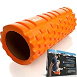 Fit Nation Faszienrolle - Foam Roller Set zur Selbstmassage...