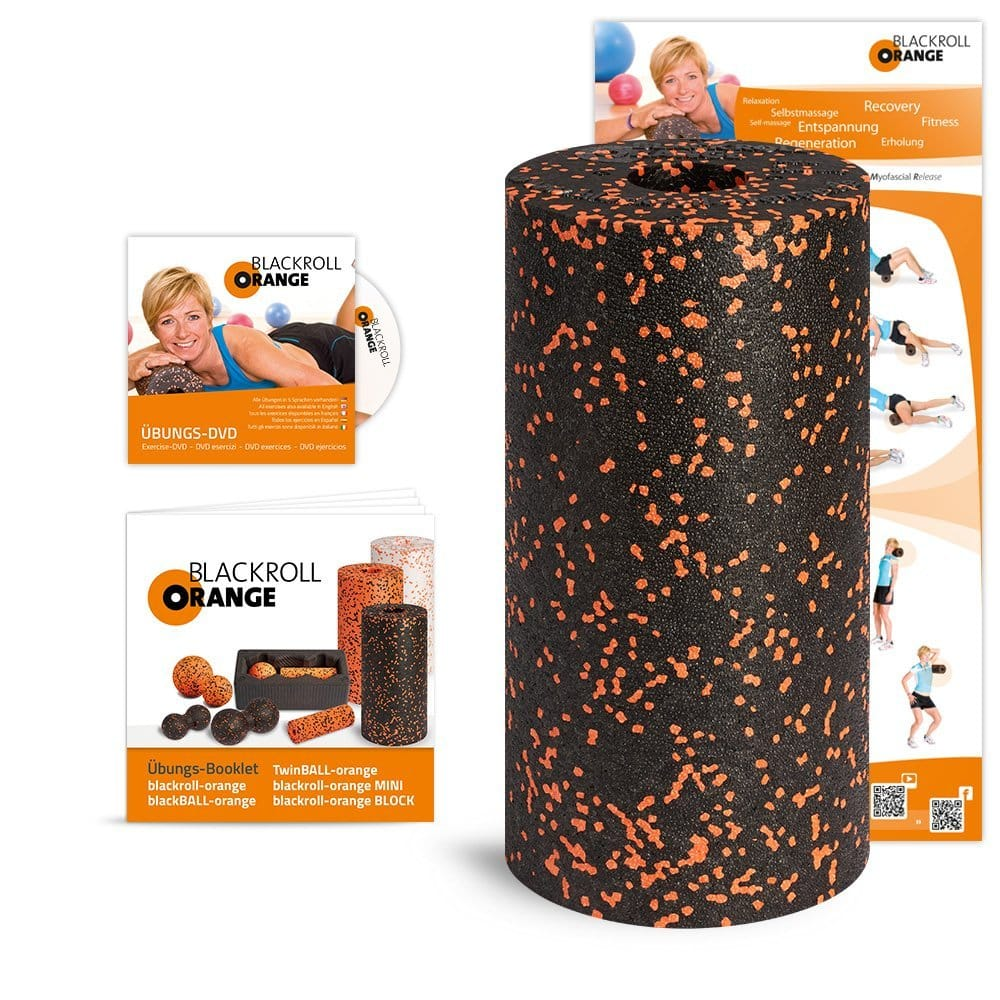 Black Roll Orange - Faszienrolle