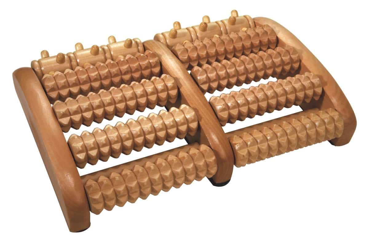 Croll & Denecke Fußroller aus Holz