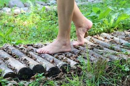 Füße entspannen