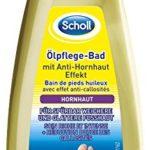 Scholl Ölpflege-Bad mit Anti-Hornhaut Effekt