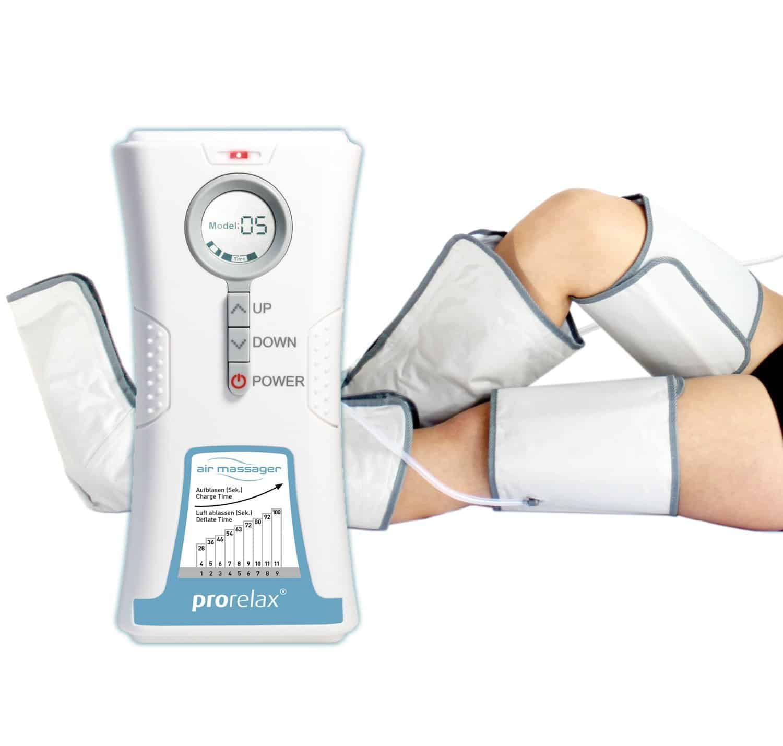 prorelax Luft-Kompressions-Massage