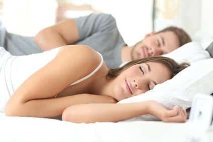 Entspannt schlafen mit dem Wasserkissen