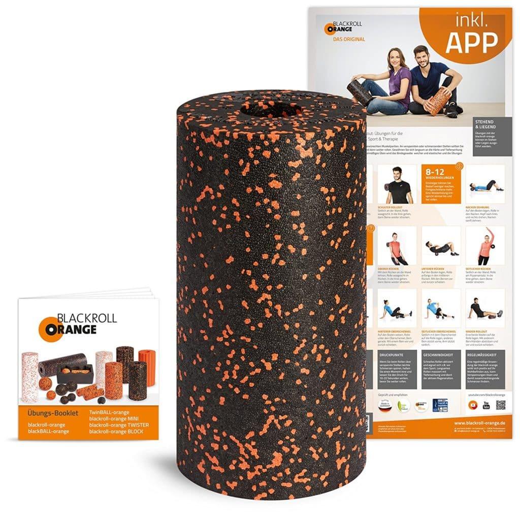 Blackroll Orange Faszien-Rolle*