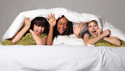 Richtige Temperatur für guten Schlaf